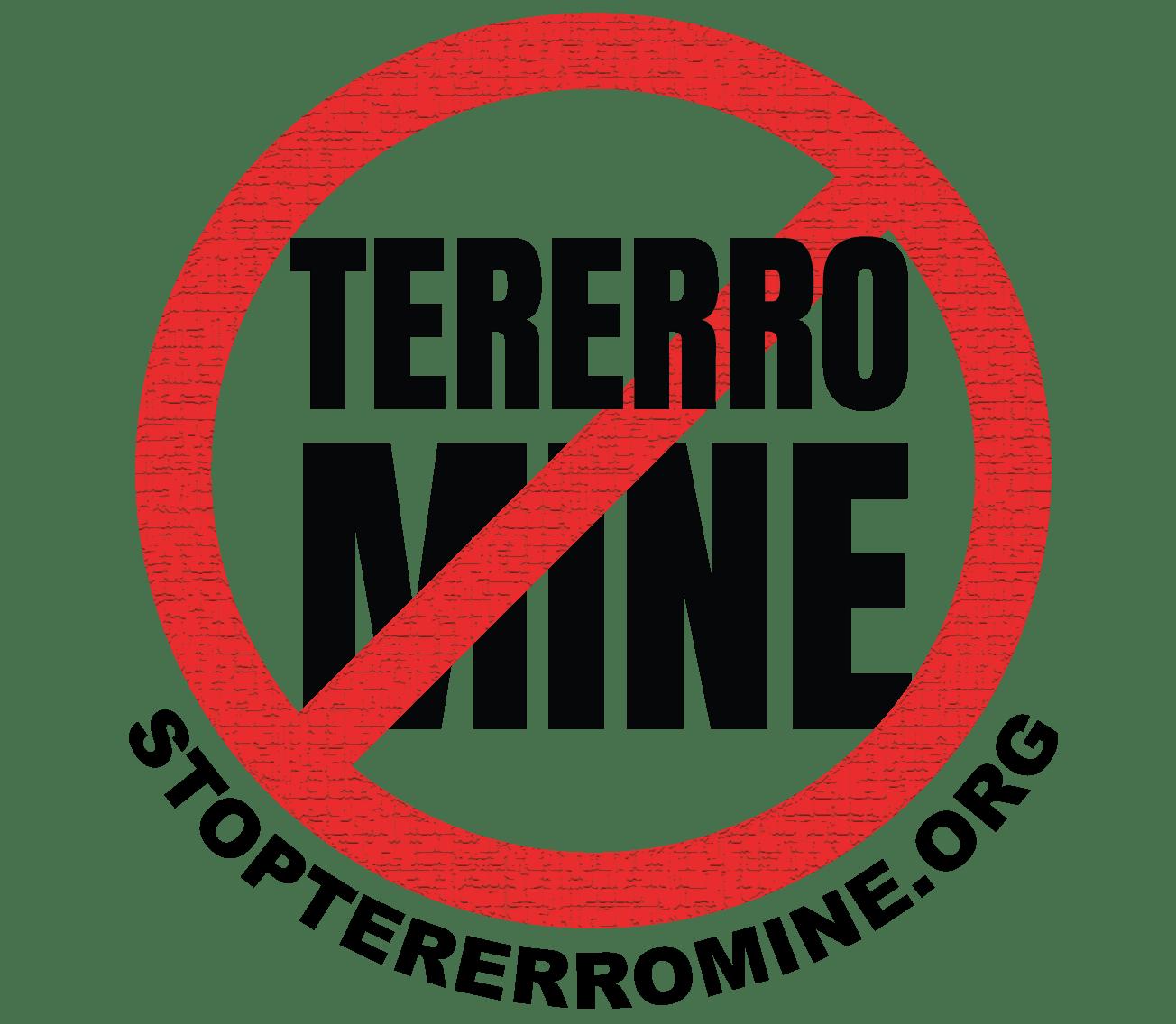 Stop Tererro Mine